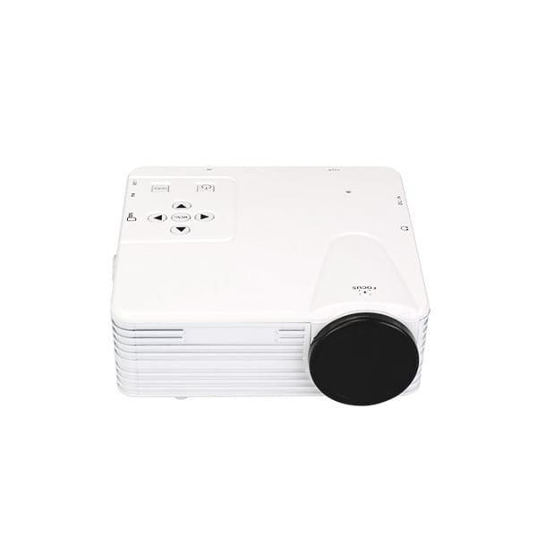 TV Projector H100 100 Lumens 3D HD Projector