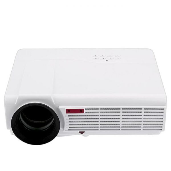 LED96W Best Android LED Projector For Daytime Use