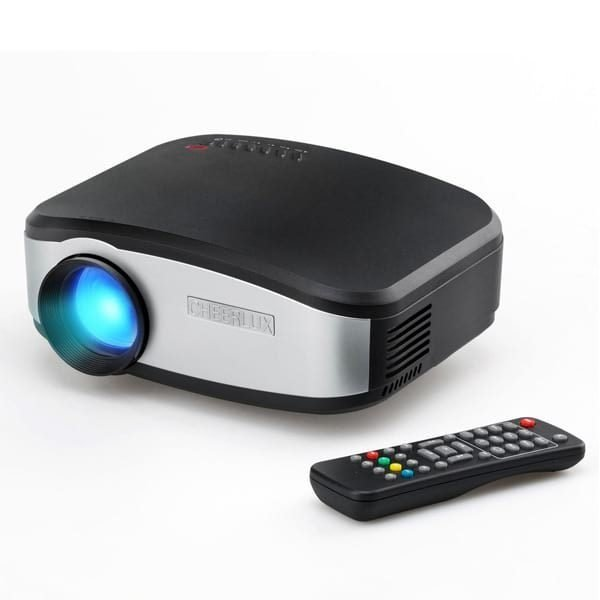 Cheerlux C6 3D Projector With Remote Control