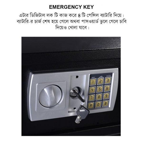 Emergency Mastekey For Zymak L128 Heavy Locker