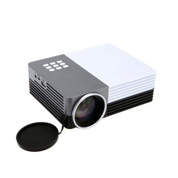 GM50 Mini Projector With LED Lamp