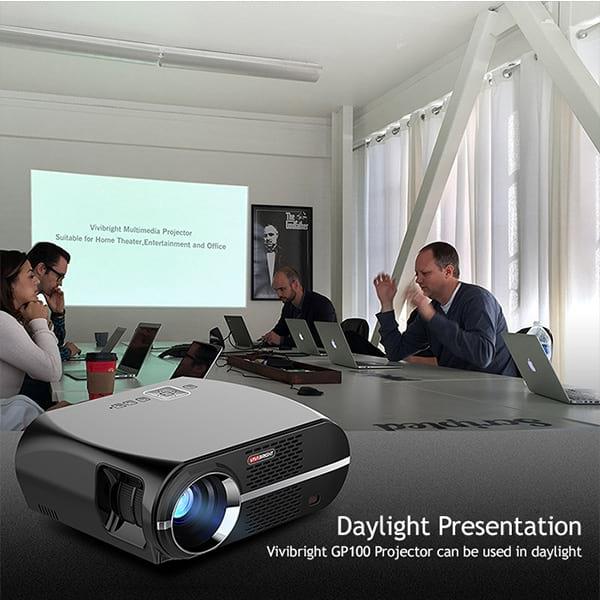 GP100 Projector For Classroom Presentation