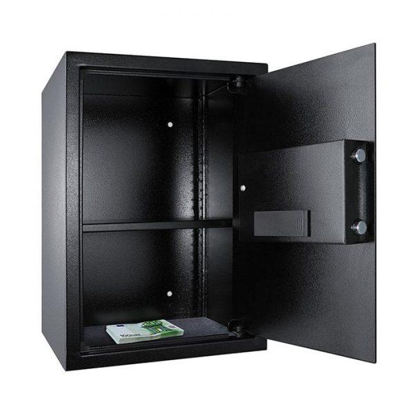 Inside the Zymak L520 Digital Locker