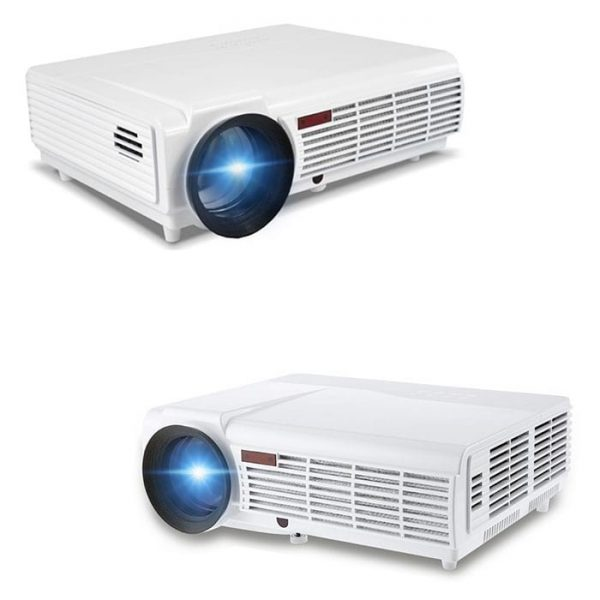 LED96W Daylight Projector All Side Views