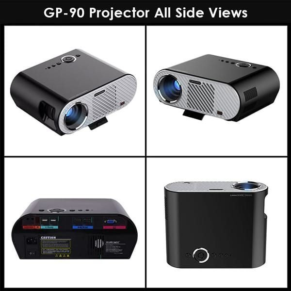 Multimedia Projector GP90 In BD