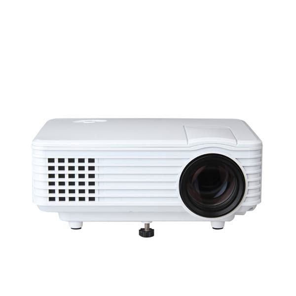 Rigal RD805 HD Projector 800 Lumens 3D HD LED