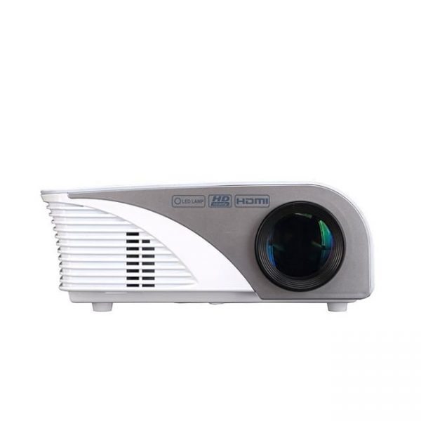 RD805B HD Mini Projector 1000 Lumens With LED Lamp