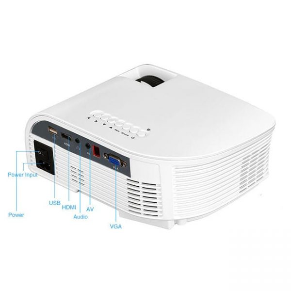 Rigal RD805B Projector Can be used for classroom presentations