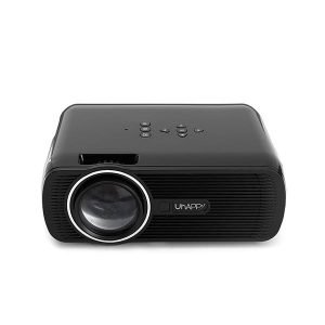 Uhappy U80 Multimedia Mini Projector 1000 Lumens