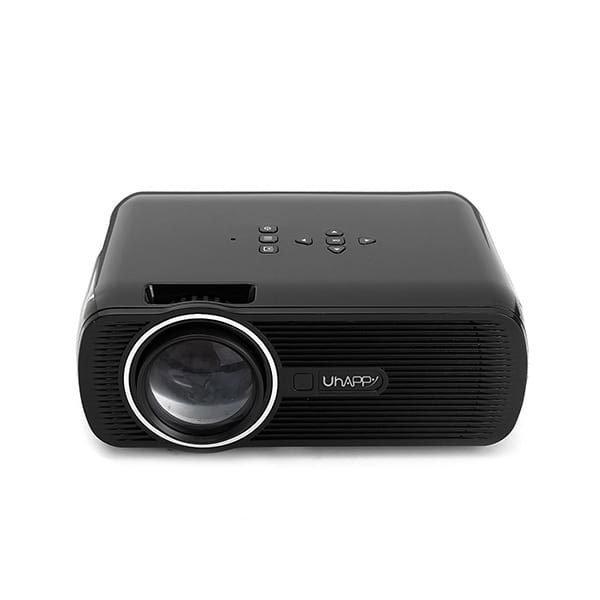 Uhappy U80 Multimedia Mini Projector 1000 Lumens