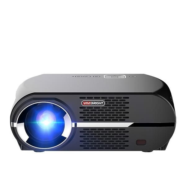 Daylight Projector Vivibright GP100 With 3600 Lumens LED Lamp