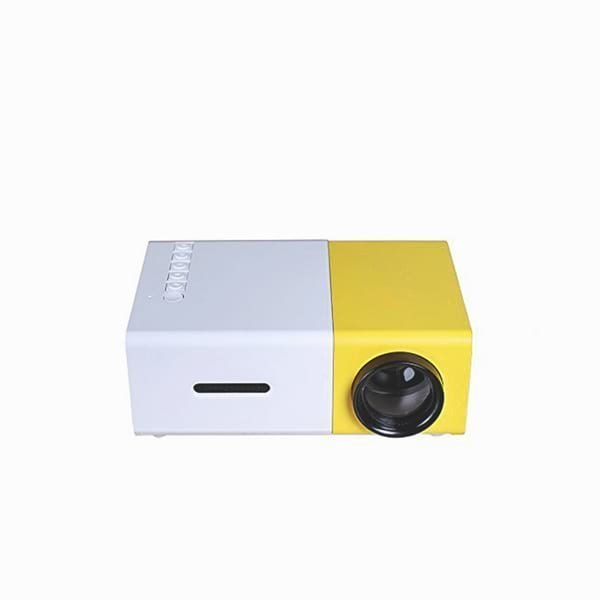 Portable Projector YG300 Full HD Resolution Supported