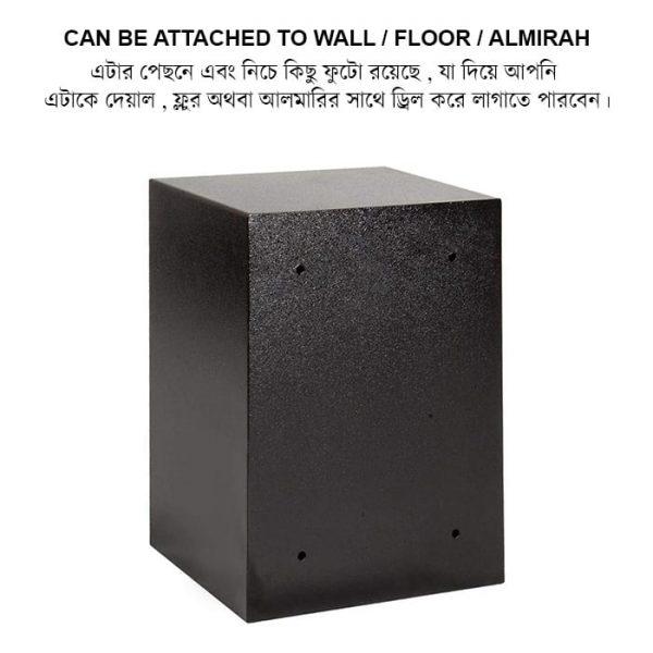 Zymak L520 Locker In Bangladesh