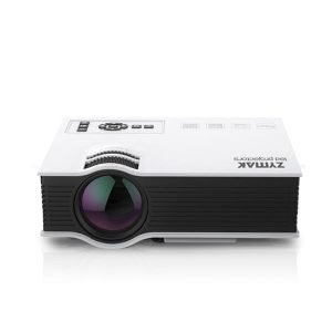 Multimedia Projector 800 Lumens Zymak ZP800G