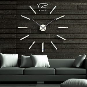 DIY High Quality Large Wall Clock In Bangladesh