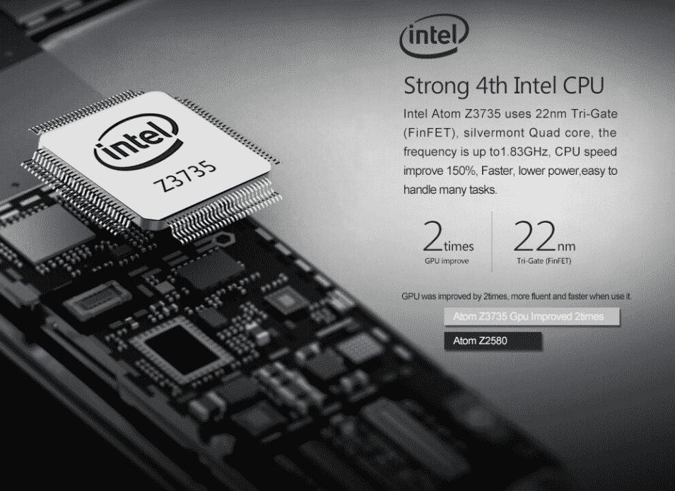 A Powerful Mini PC With Intel Z3735 Processor