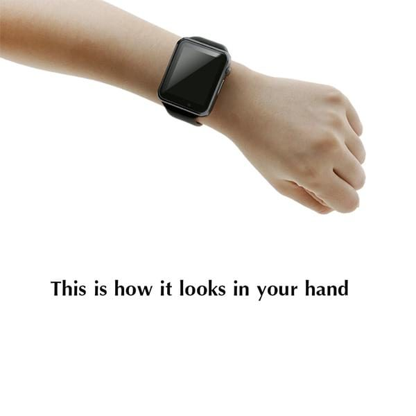 A1 Smart Watch Phone In BD