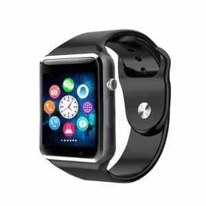 SIM Supported Low Price Android A1 Smart Watch In Bangladesh