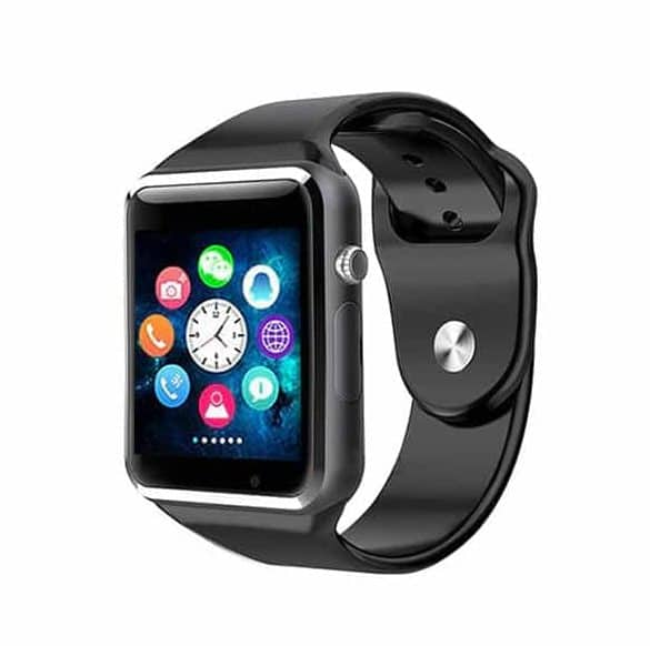 781cd256c5b A1 Smart Watch SIM Supported Mobile Watch For iOS and Android Price ...