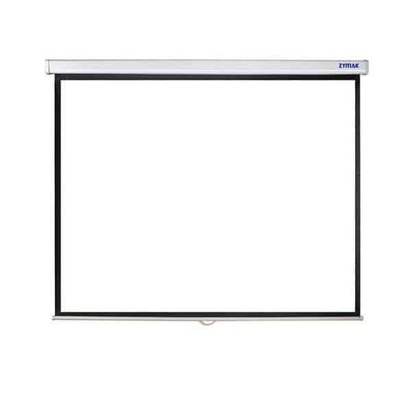 Apollo 60x60 Inch Low Price Manual Pull Down Projector Screen in Bangladesh