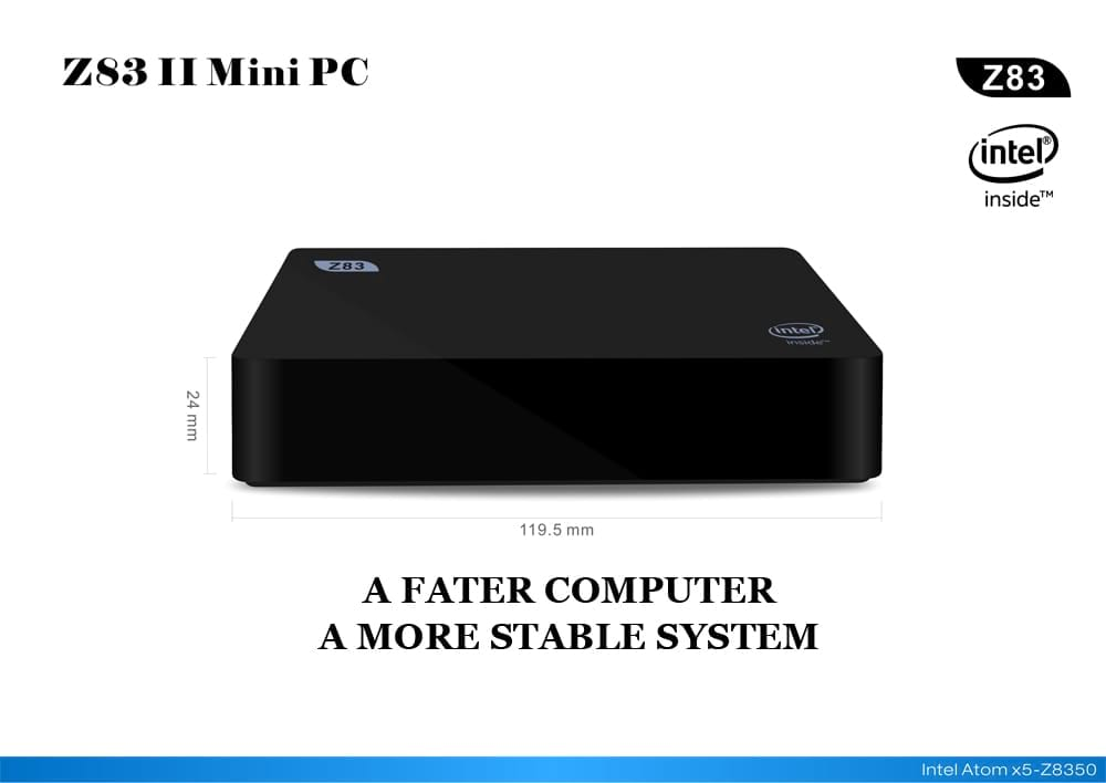 Beelink Z83ii Windows TV Box With Stable System