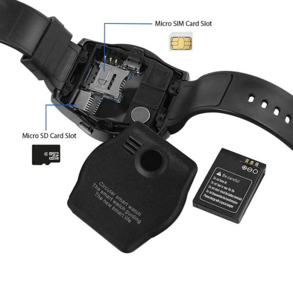 LEMFO V8 SIM Supported Watch