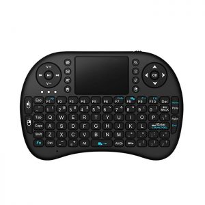 Rii I8 Rechargeable Mini Keyboard With Touchpad Mouse