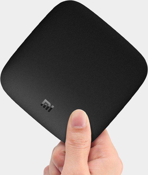 Small Matte Black TV Box