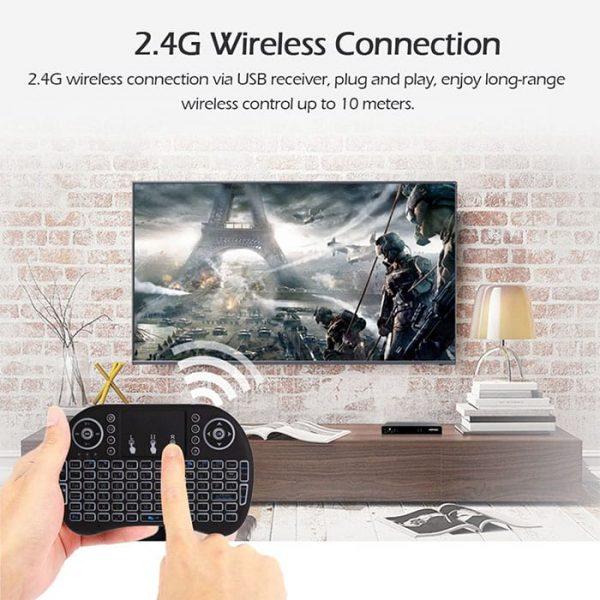 Wireless 2.4 GHz Keyboard