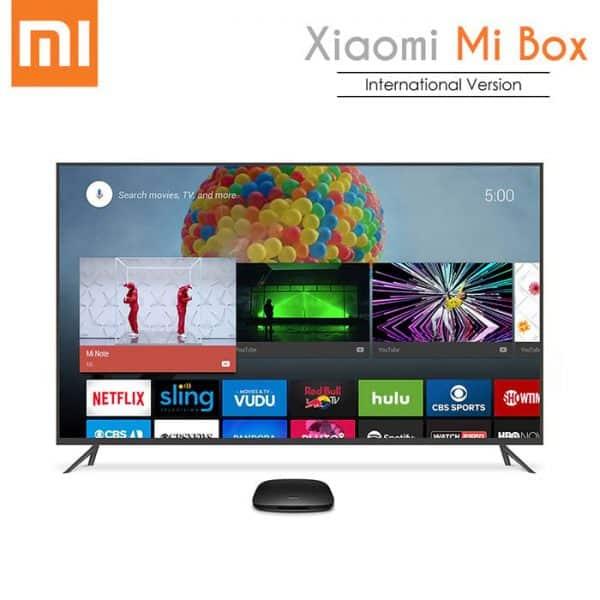 Xiaomi MI Smart TV Box