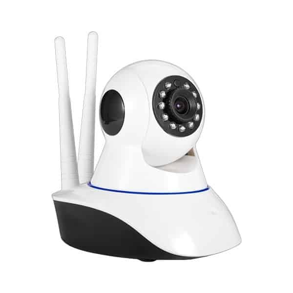 ZC-720 WiFi Mini IP Camera With Night Vision And HD Resolution