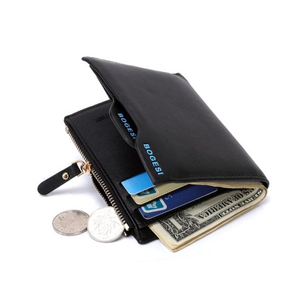 Bogesi 836 Wallet Made of PU Leather