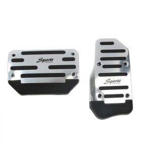 Car Brake Pedal Cover Aluminum Material