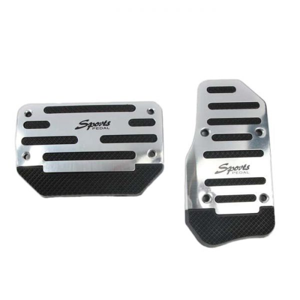 Car Brake Pedal Cover Aluminum Material