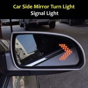 Car Side Mirror Turn Light Signal Indicator
