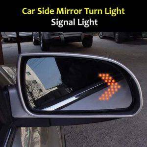 Car Side Mirror Turn Light Signal Indicator