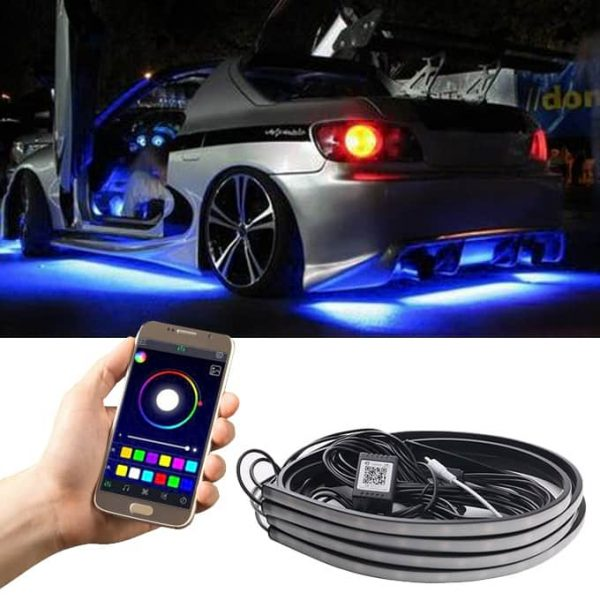 Neon Lights For Car Modification Best Price In BD