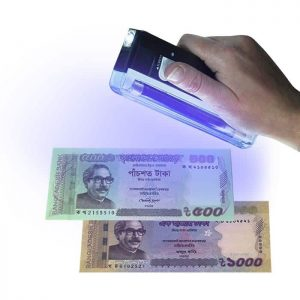 Cheapest Portable Fake Note Detector In Bangladesh