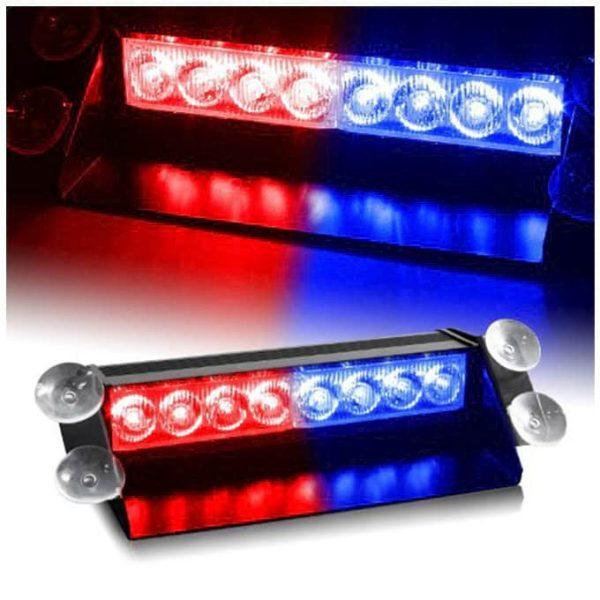 Dashboard Car Police Light