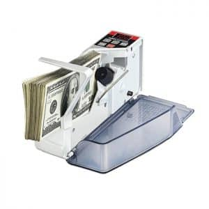 Money Counting Machine Model V40 Portable Size