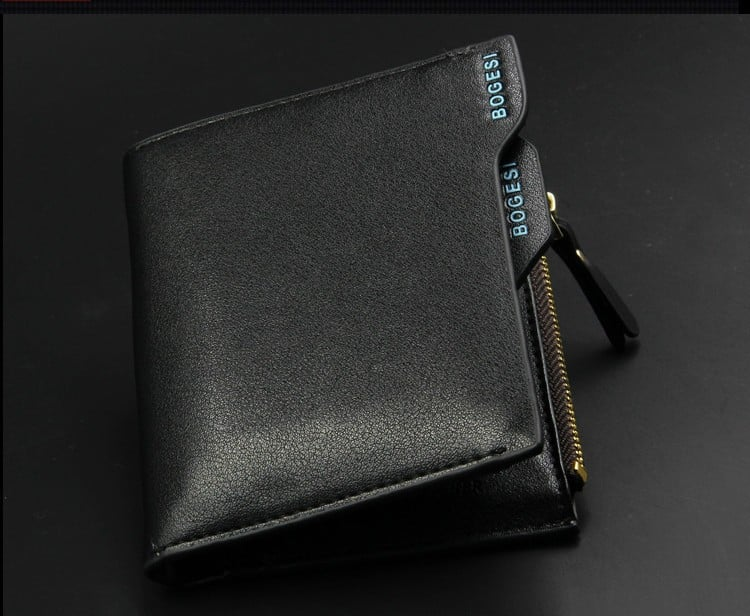 Soft PU Material Men's Moneybag