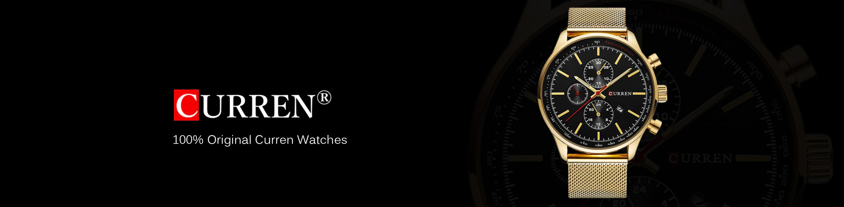 All Curren Watches in Bangladesh Banner Image