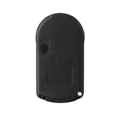 Canon RC6 Remote Back Side View