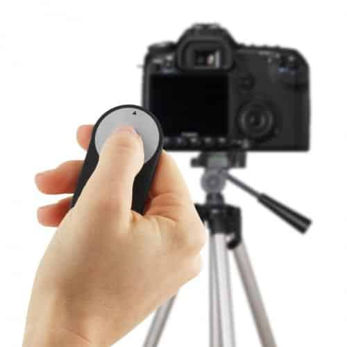 Wireless Shutter Release For Canon DSLR Cameras