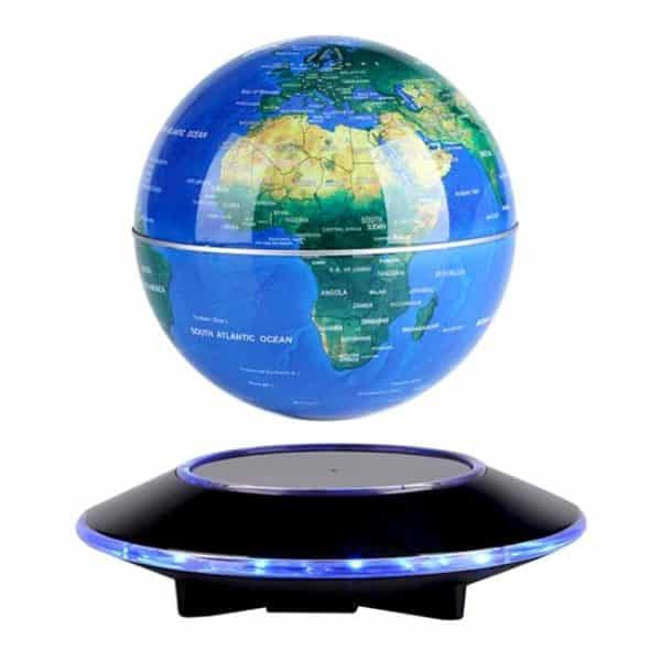Alien Spacecraft Magnetic Levitating Globe In Bangladesh