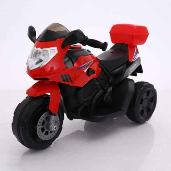 Baby Battery Motorcycle B-01R Now In BD