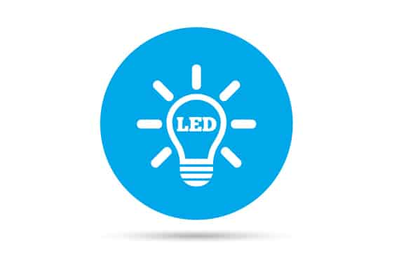 LED Lamp by Everycom Projector Company
