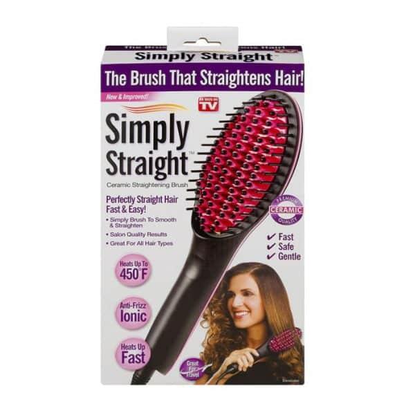 Simply Straight Hair Straightener Machine
