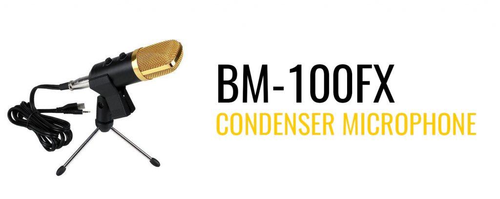 BM100FX Condenser Microphone Price List In Bangladesh