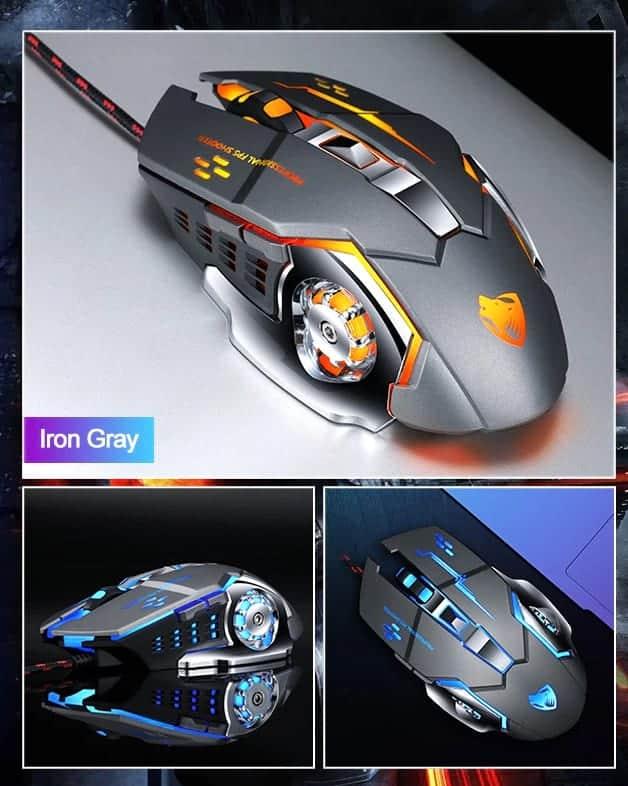 Iron Gray Design